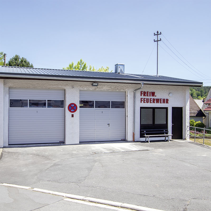 Gerätehaus Bödigheim
