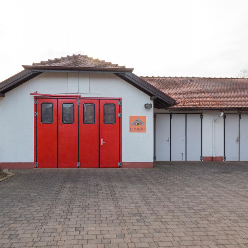 Gerätehaus Einbach
