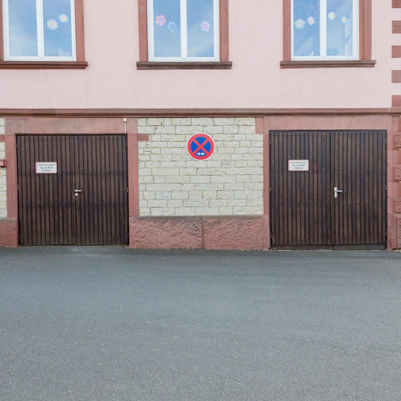 Gerätehaus Götzingen