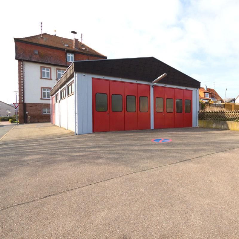 Gerätehaus Hainstadt