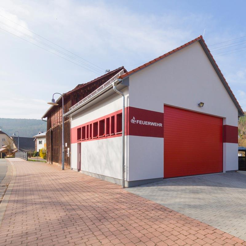 Gerätehaus Hettigenbeuern