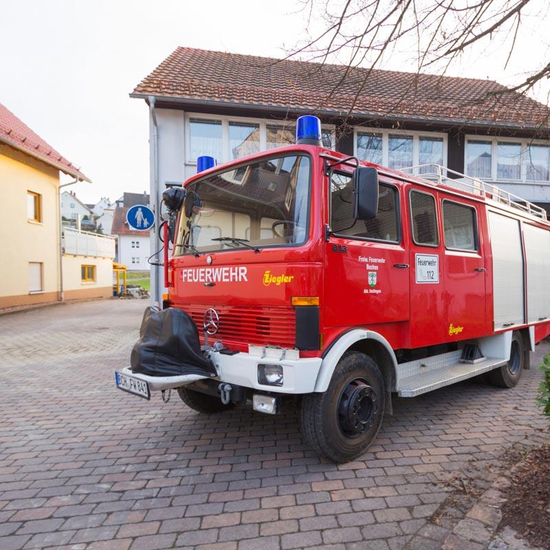 Löschgruppenfahrzeug (LF 8)