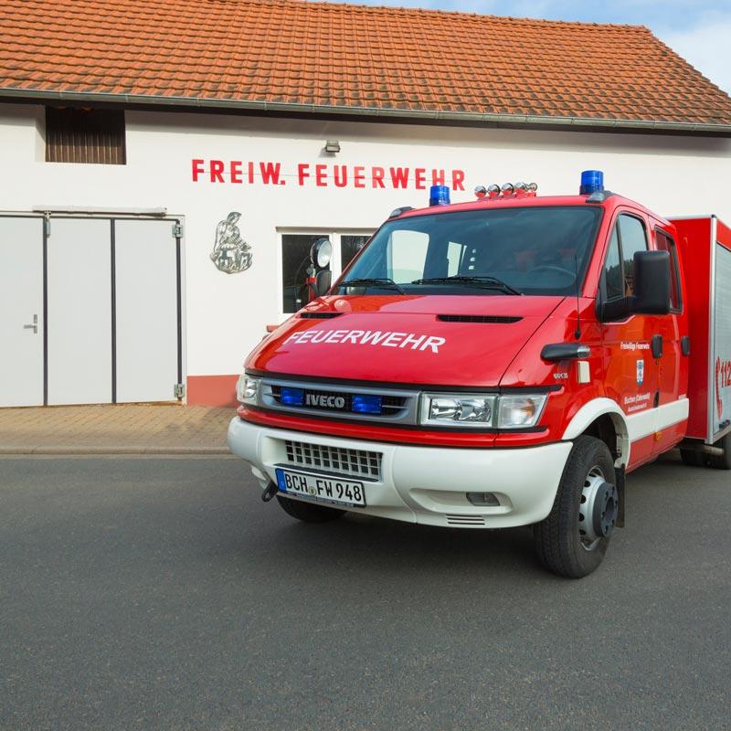 Tragkraftspritzenfahrzeug Wasser (TSF-W)