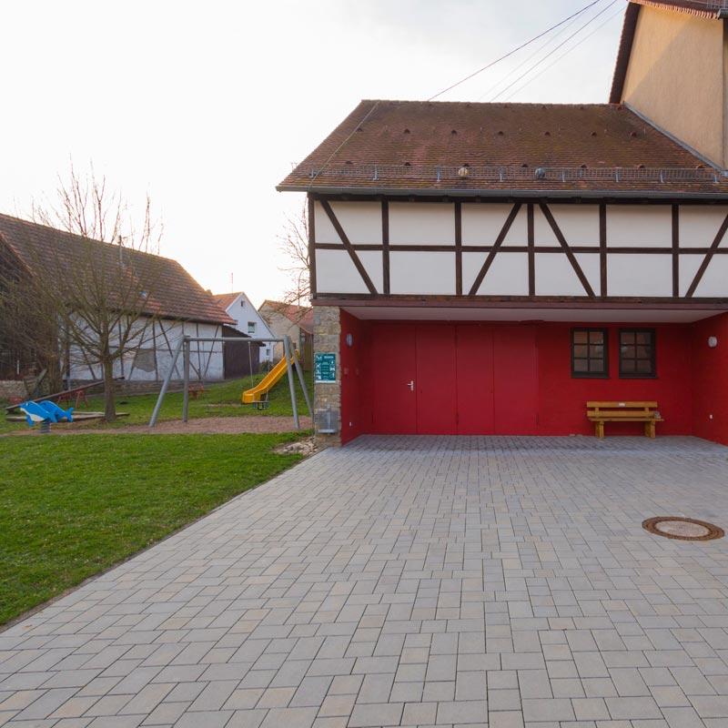 Gerätehaus Rinschheim