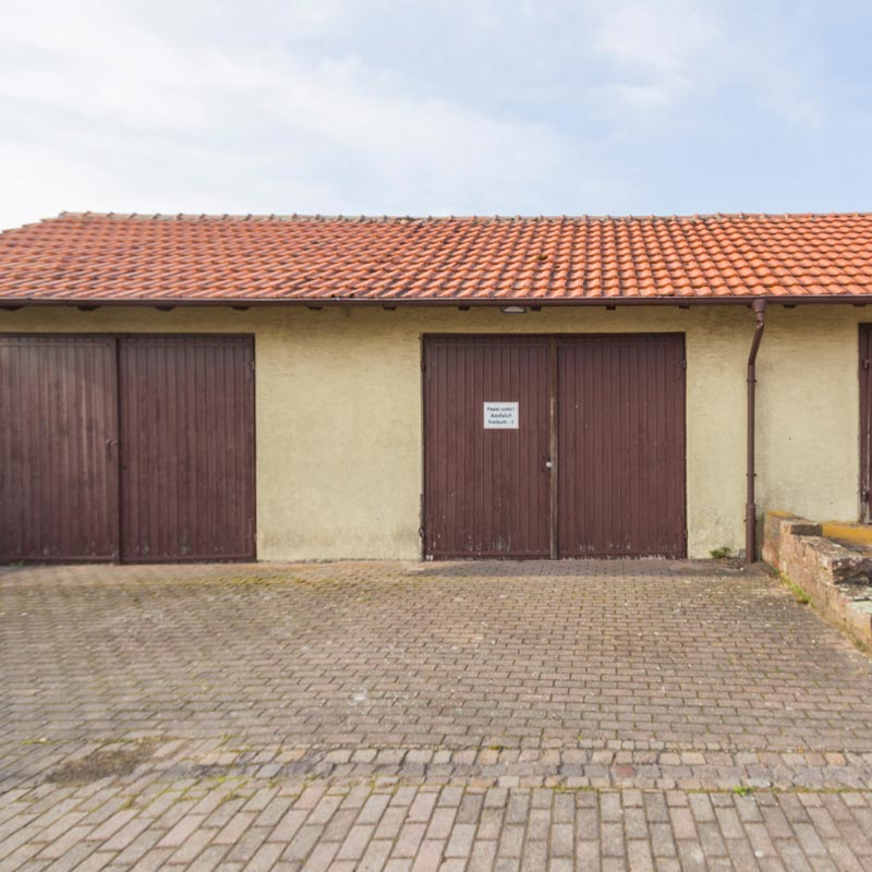 Gerätehaus Stürzenhardt